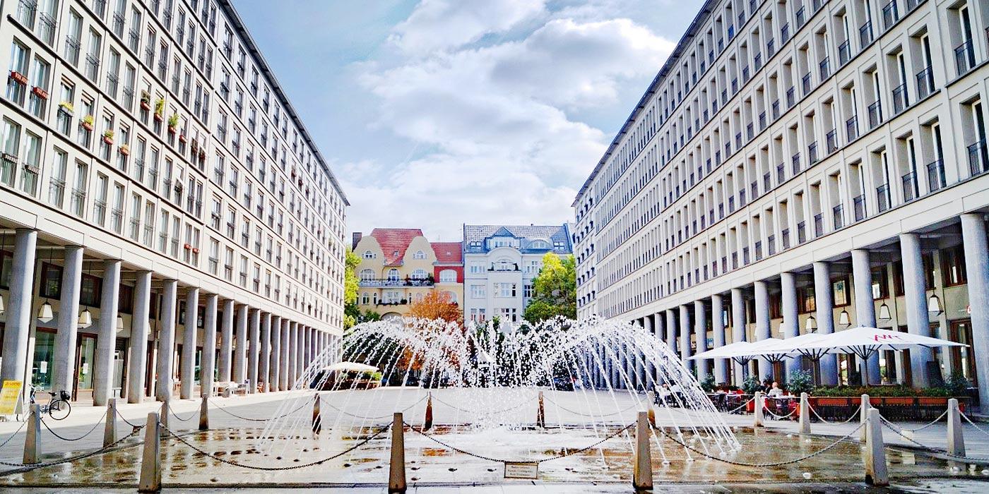 Rechtsanwaltskanzlei und Immobilienverwaltung Rauch in Berlin–Charlottenburg